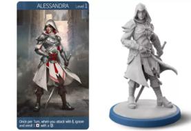 Assassin's Creed pega el salto al mundo de los juegos de mesa con Brotherhood of Venice