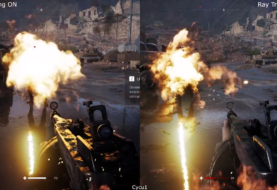 Este video compara Battlefield V con y sin Ray-Tracing en la máxima resolución