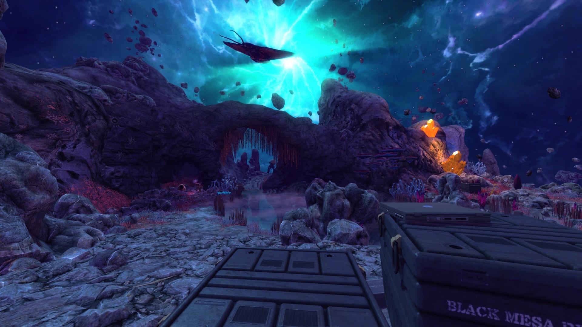 Nuevo tráiler del mundo Xen de Black Mesa, el mod de Half-Life