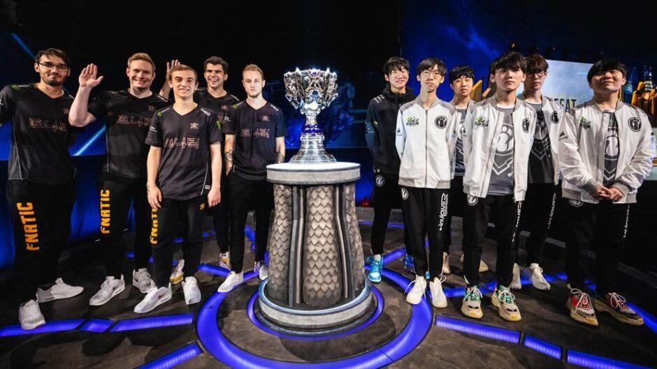 La gran final de Worlds 2018: Fnatic vs. Invictus Gaming y una definición histórica