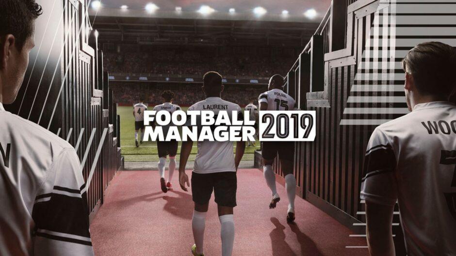Ya está disponible la demo del Football Manager 2019 en Steam