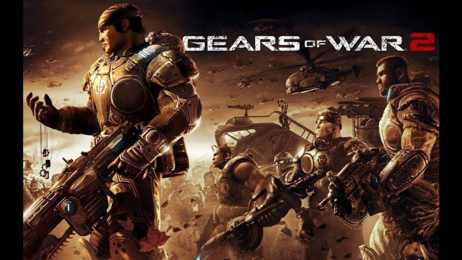 Gears of War 2 celebra su décimo aniversario con una edición mejorada