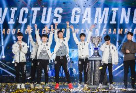 Invictus Gaming campeón de Worlds 2018: China es el nuevo rey del League of Legends