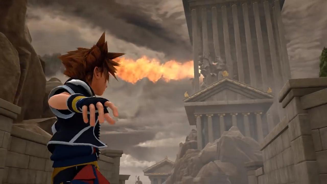 Este impresionante tráiler de Kingdom Hearts III nos muestra la lucha contra la oscuridad