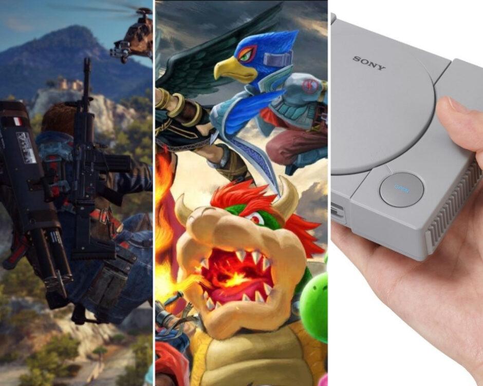 Novedades de la semana: Mutant Year Zero, Just Cause 4, Super Smash Bros. Ultimate y la esperada PlayStation Classic