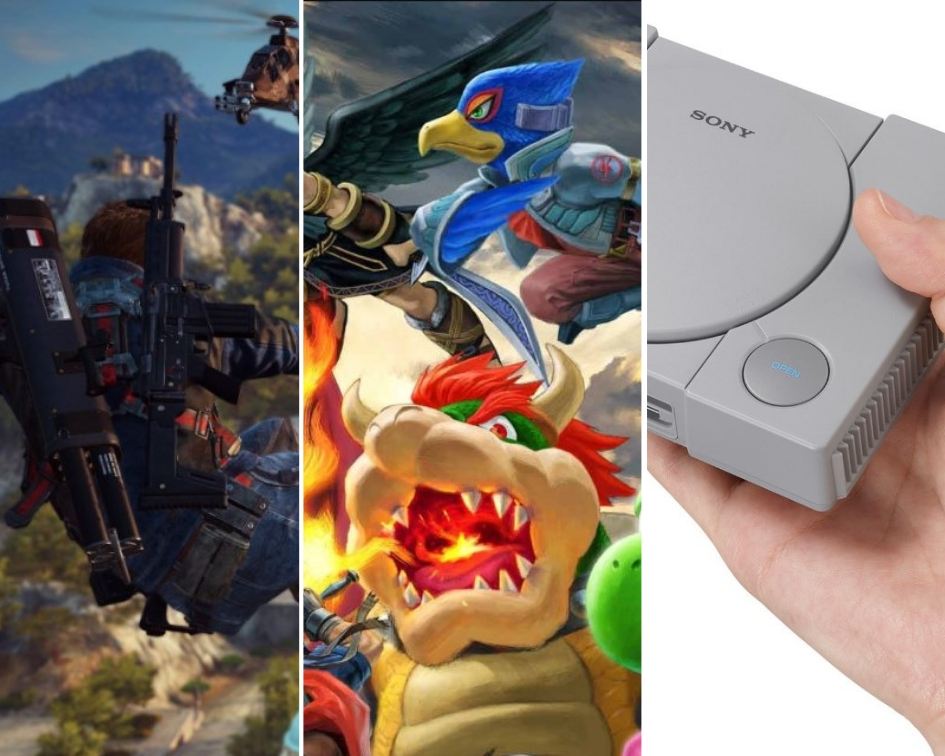 Novedades de la semana: Mutant Year Zero, Just Cause 4, Super Smash Bros. Ultimate y la esperada PlayStation Classic