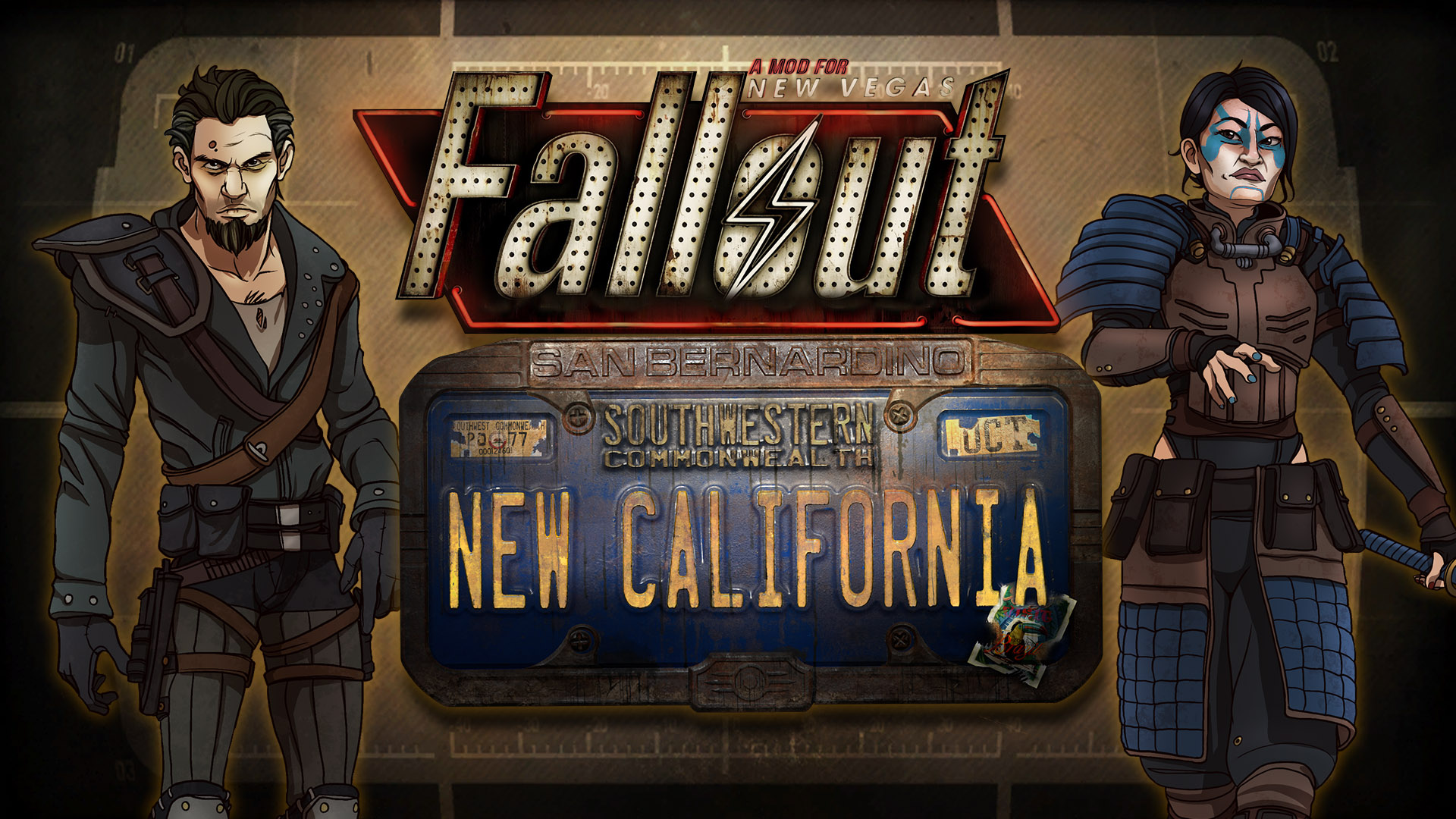 Fallout: New California gana el premio a Mod of the Year de 2018