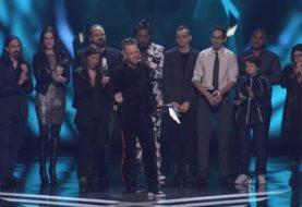 The Game Awards: God of War dio el golpe y se quedó con el premio al mejor juego del año: todos los ganadores