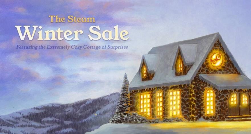 Feliz navidad en Steam: estas son las ofertas de fin de año con descuentos de hasta 95%