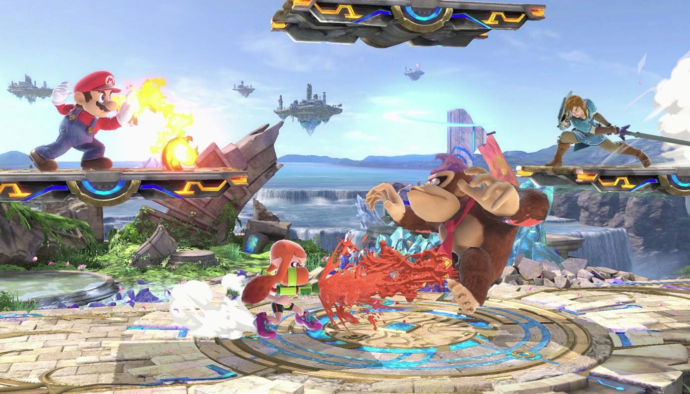 Super Smash Bros. Ultimate pasa las 2 millones de ventas en Japón