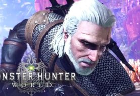 "Monster Hunter World ""invita"" al asesino profesional de monstruos número 1: Geralt de Rivia"