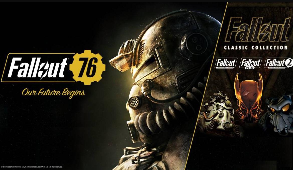 Fallout 76 sigue dando problemas, pero ahora Bethesda compensará a los jugadores con Fallout Classic Collection