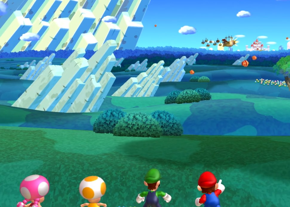 Así son los primeros 15 minutos de New Super Mario Bros. U Deluxe