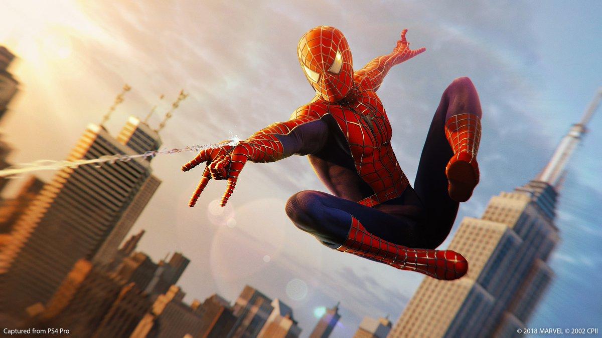 Insomniac escuchó a los fans y agregó el traje más pedido a Marvel's Spider-Man