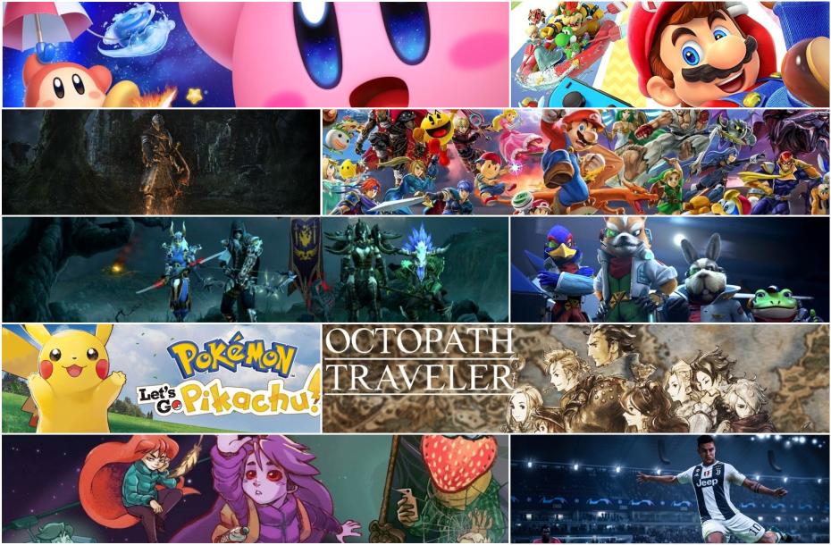 Nintendo Switch 10 Juegos Imprescindibles De 2018 Onlygames