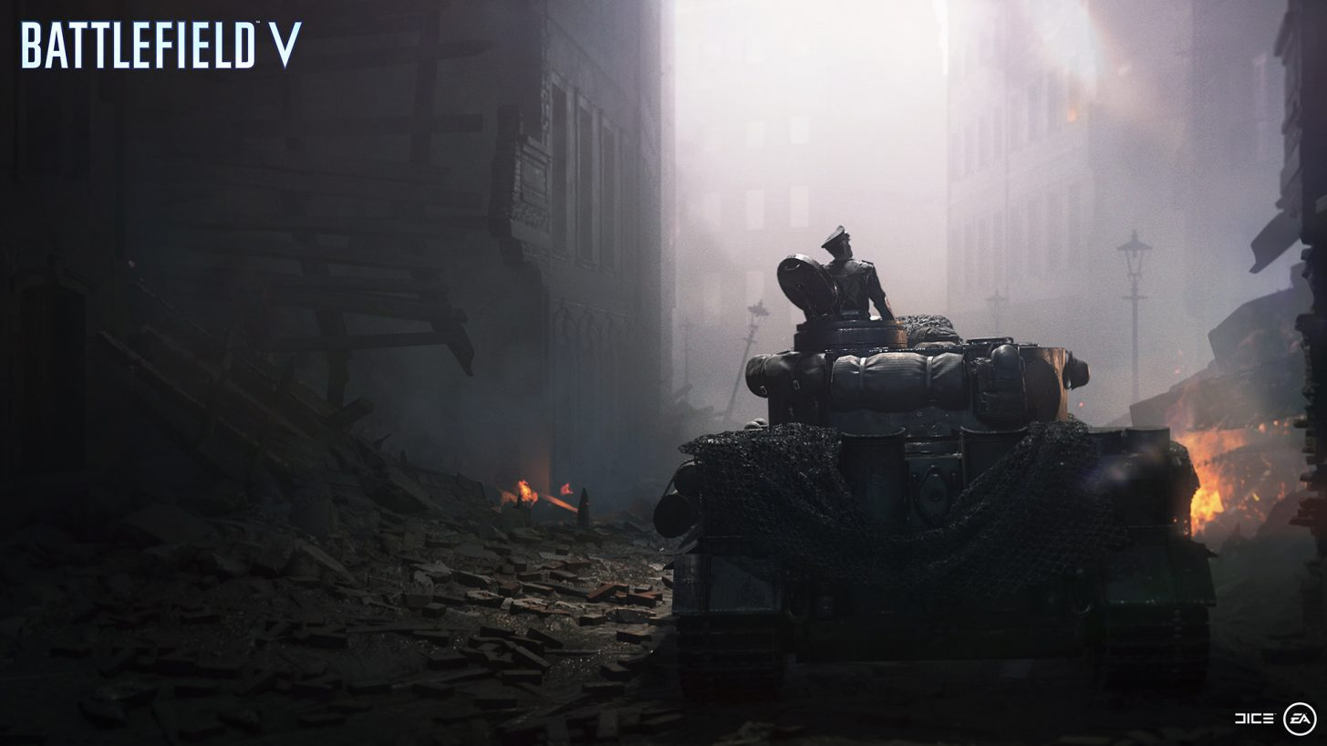 """Battlefield V recibe su primera expansión gratuita, """"Capítulo 1: Apertura"""""""