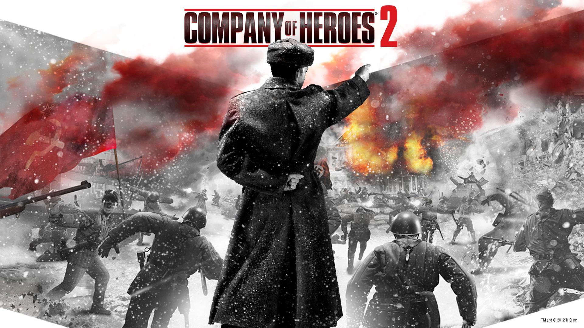 Company of Heroes 2 estará gratis durante todo el fin de semana en Steam