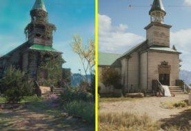 Far Cry New Dawn frente a Far Cry 5: la evolución de Hope County en un video comparativo