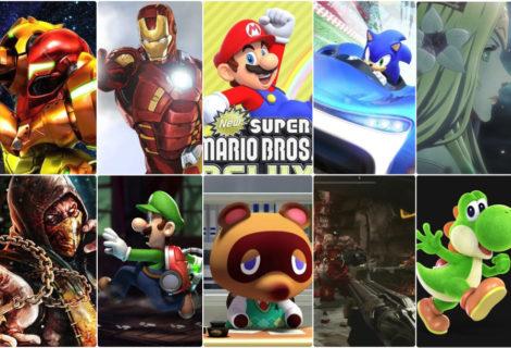 10 grandes juegos de Nintendo Switch que salen en 2019: conocelos acá