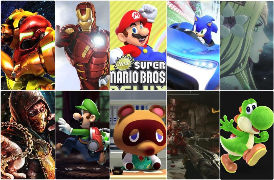 10 Grandes Juegos De Nintendo Switch Que Salen En 2019 Conocelos