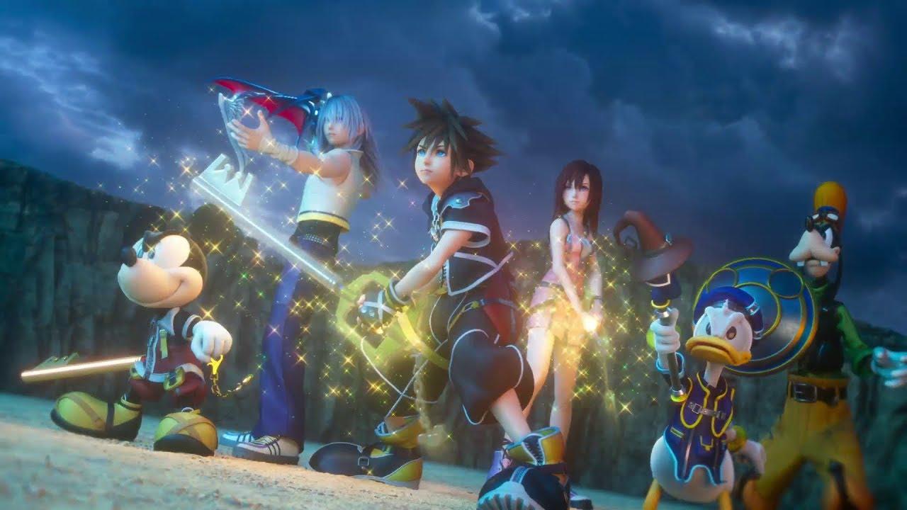 """Kingdom Hearts III presenta nuevo tráiler: """"La Batalla Final"""""""