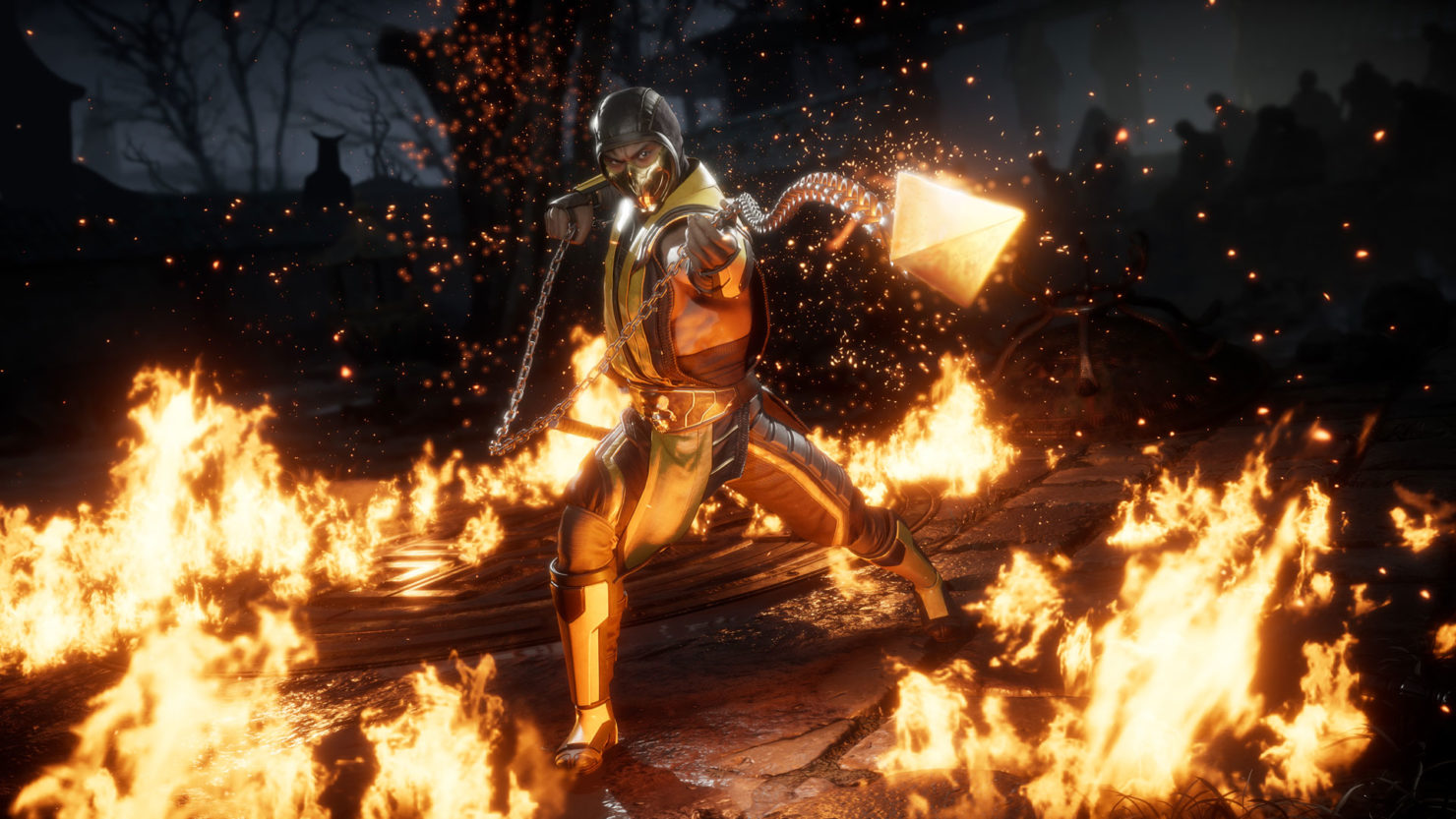 Se dan a conocer los requerimientos oficiales para Mortal Kombat 11
