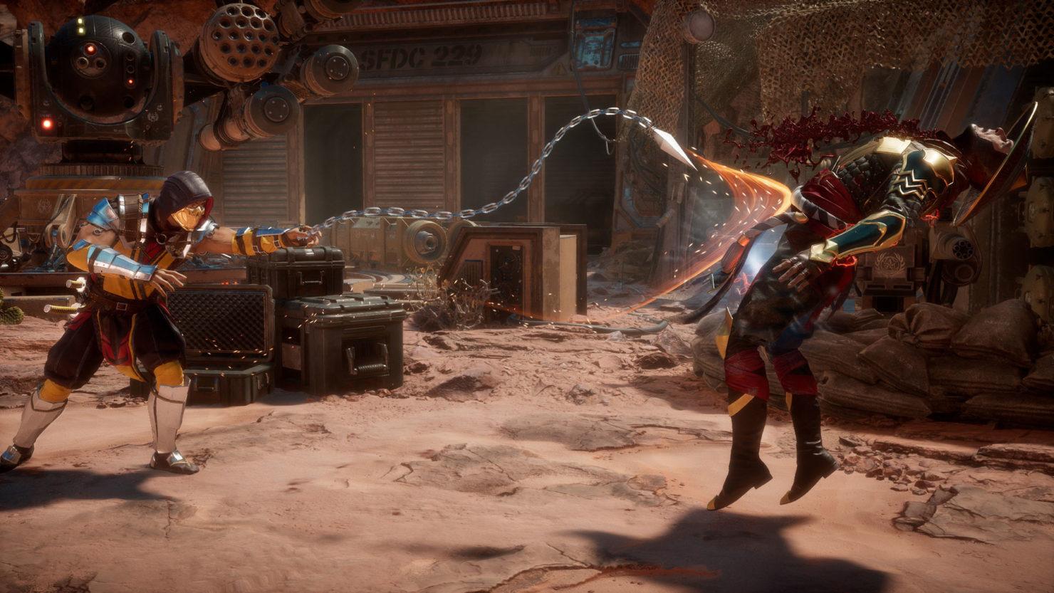 Llega Mortal Kombat 11: mirá el tráiler de The Game Awards y las imágenes