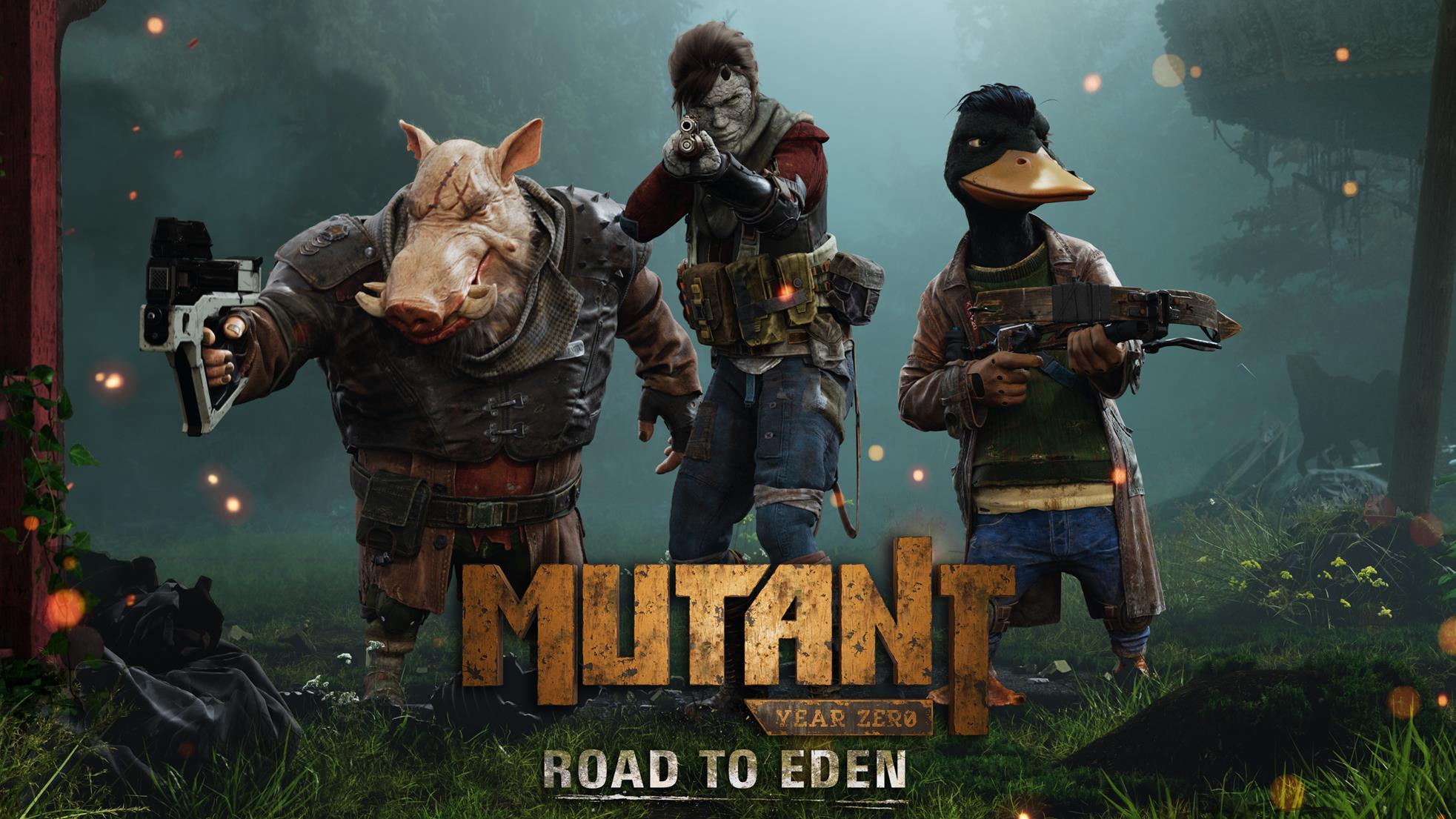 Mutant Year Zero: Road to Eden ya está disponible y nos trae su tráiler de lanzamiento