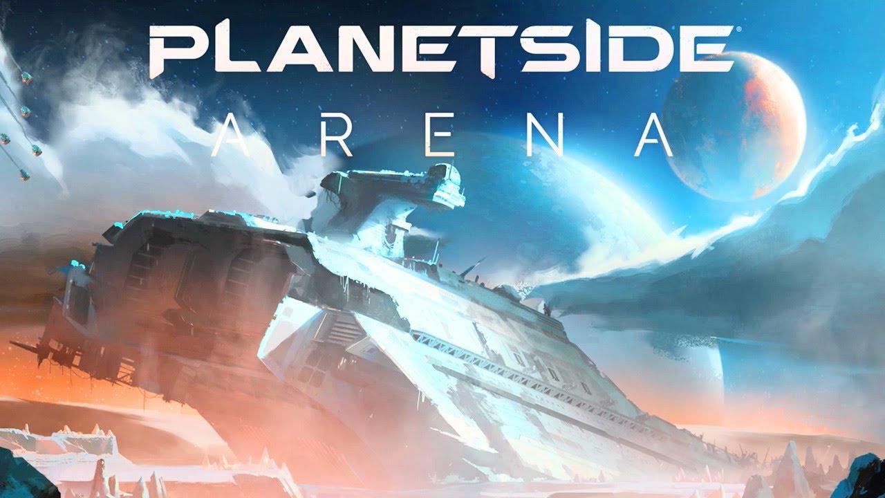 Daybreak Games presenta PlanetSide Arena con batallas de hasta 1000 jugadores
