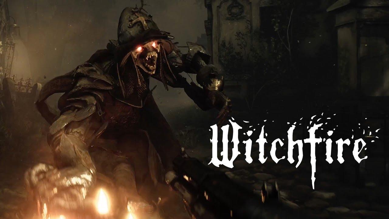 Witchfire, el shooter de aventura gótica llegaría en 2020