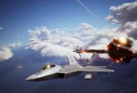 Así será el modo multiplayer del Ace Combat 7