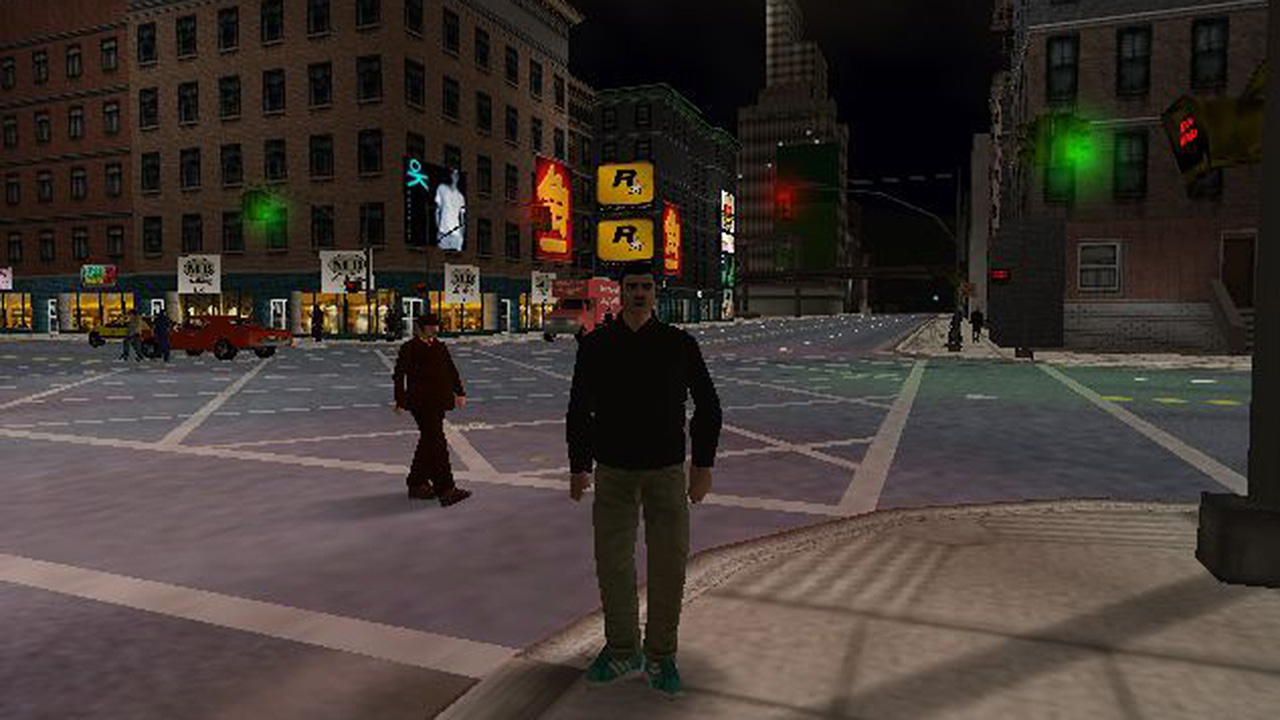 Un mod quiere recrear GTA III con la apariencia de su versión alpha