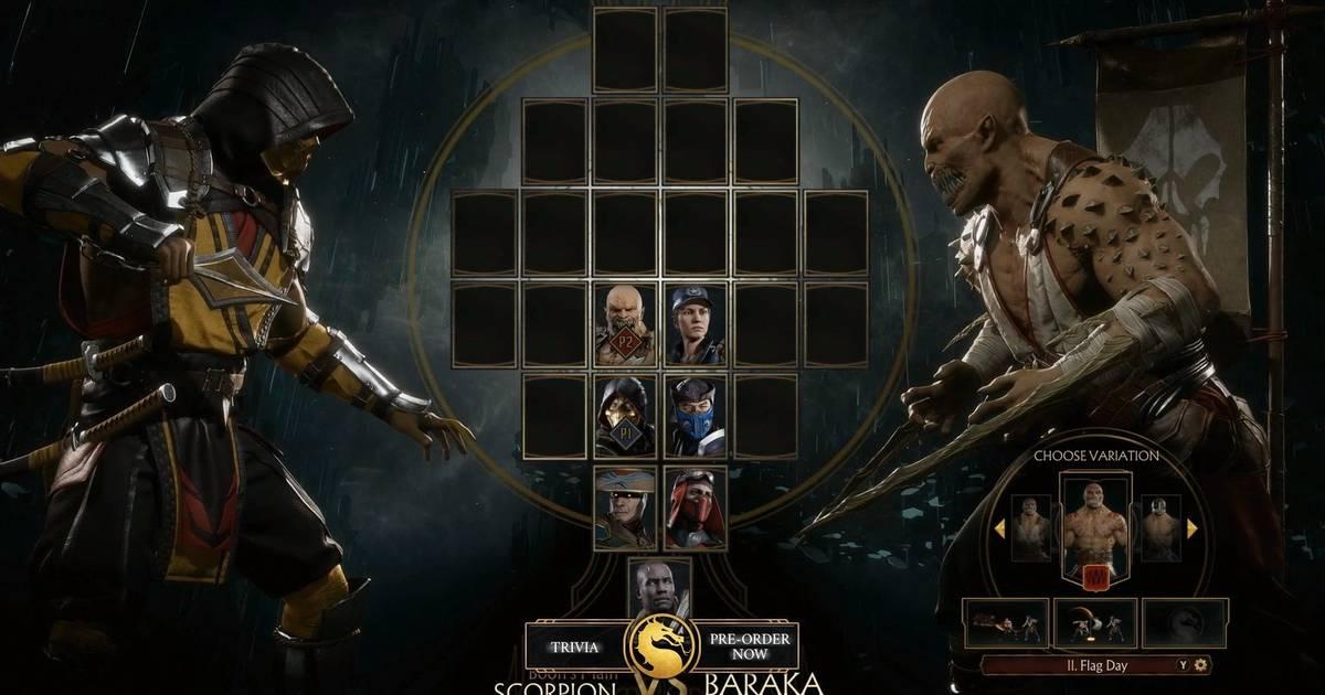 Mortal Kombat 11 presentó su edición de colección y algunos de sus personajes: todo lo que sabemos