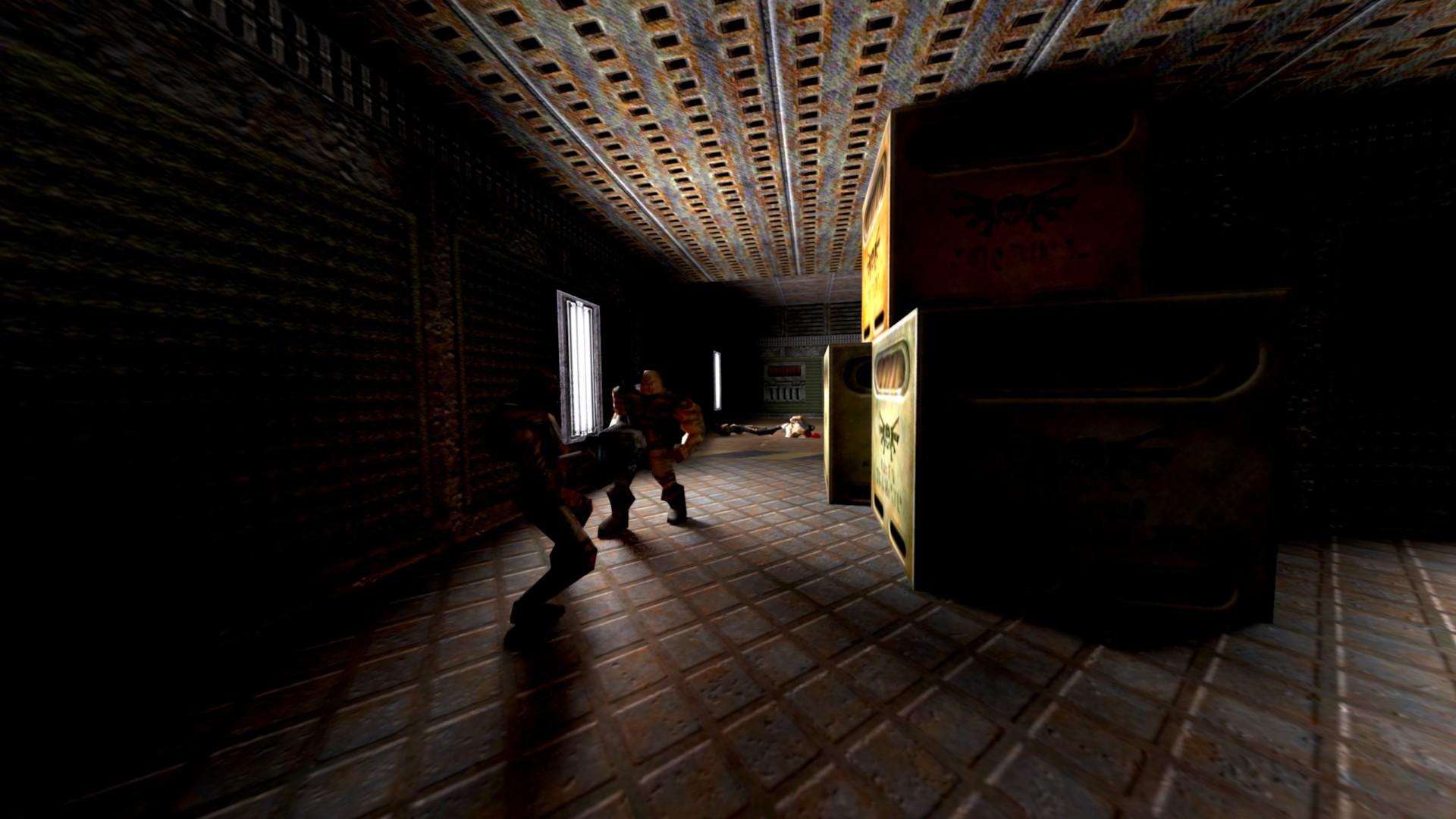 Quake 2 ahora se puede jugar con Ray Tracing en tiempo real gracias al mod 'Q2VKPT' y las GeForce RTX