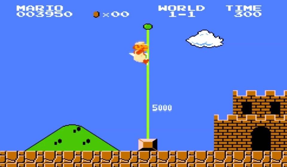 Super Mario Bros: el primer nivel, el más famoso del mundo