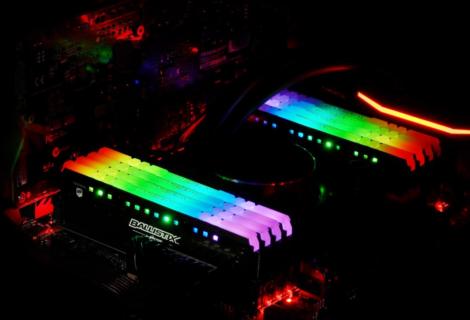Probamos la Ballistix Tactical Tracer, una buena memoria RAM de alto rendimiento con un vistoso RGB