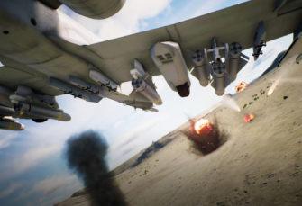 Increíble trailer de lanzamiento para Ace Combat 7