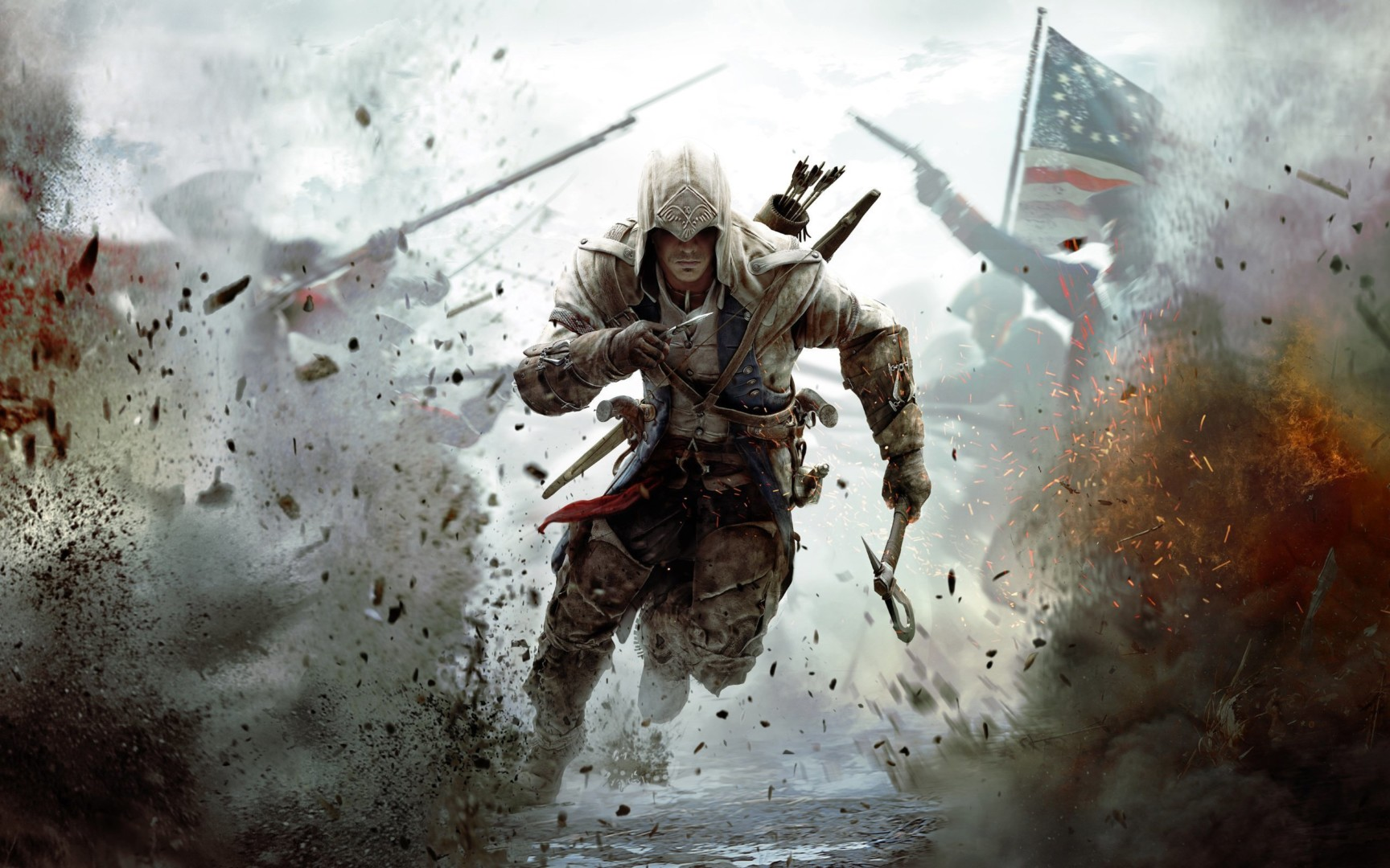 Assassin's Creed III y Assassin's Creed Liberation Remastered se lanzarán el próximo 29 de Marzo