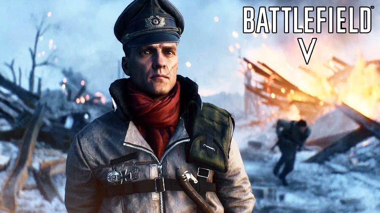Battlefield V recibe su primera actualización importante de 2019