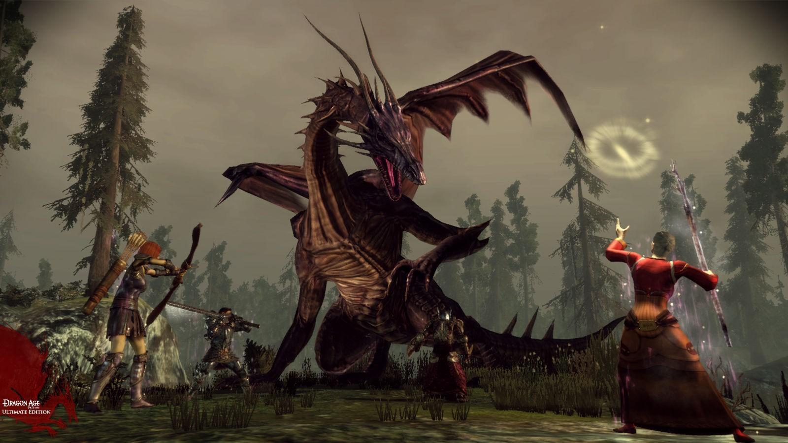 Dragon Age: Origins tiene un gran parche para fanáticos que corrige 790 errores