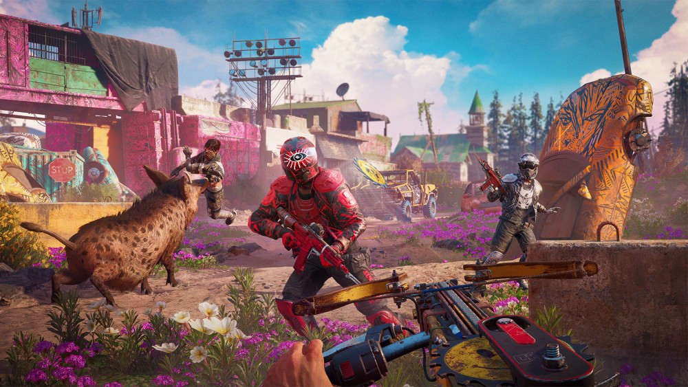 Desde Ubisoft prometen que Far Cry New Dawn tendrá mas aspectos de RPG que su predecesor
