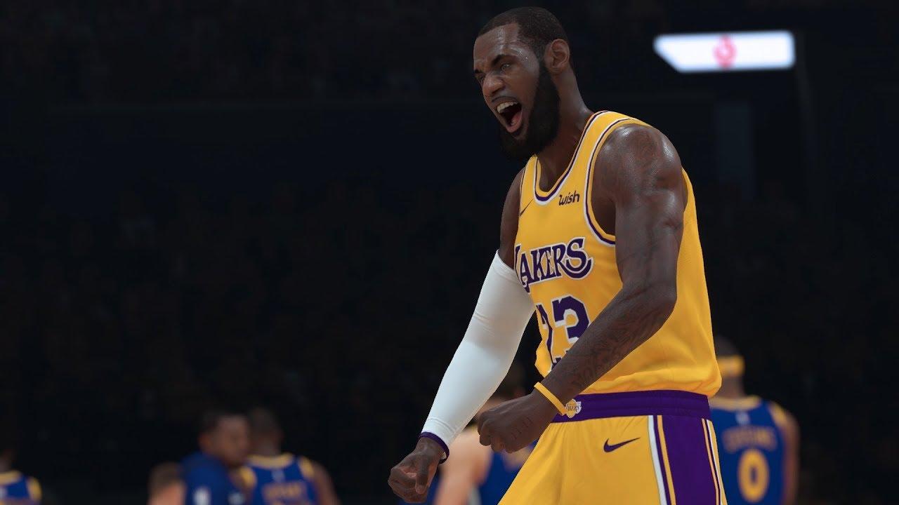 2K Games, el rey del básquet, extiende su contrato con la NBA