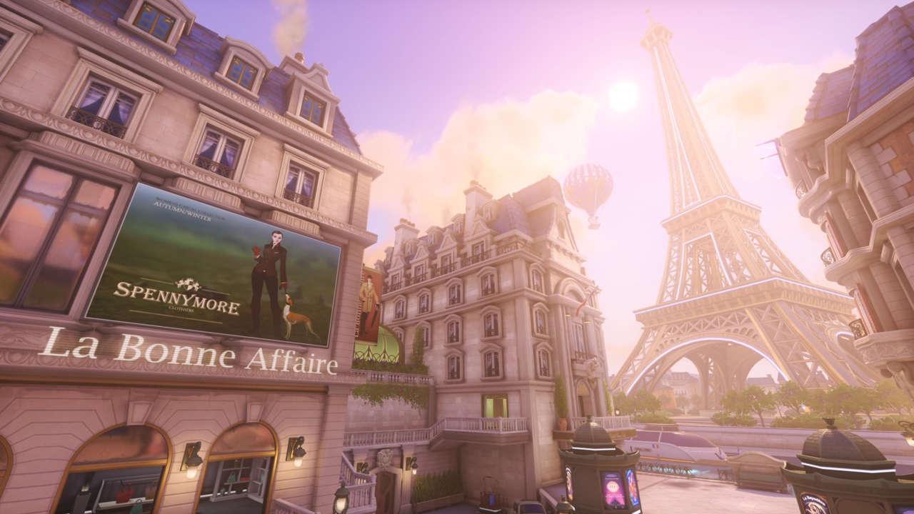 Overwatch nos lleva a conocer París con su nuevo mapa