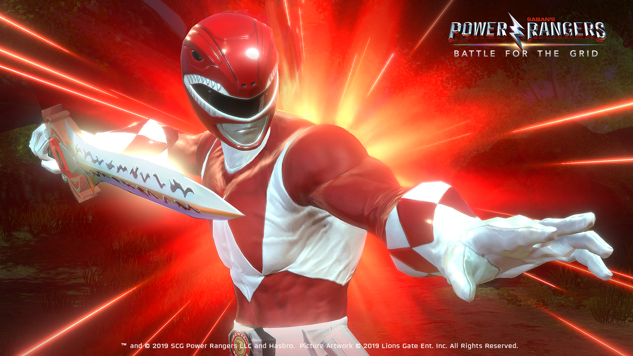 Anuncian Power Rangers Battle for the Grid con tráiler e imágenes