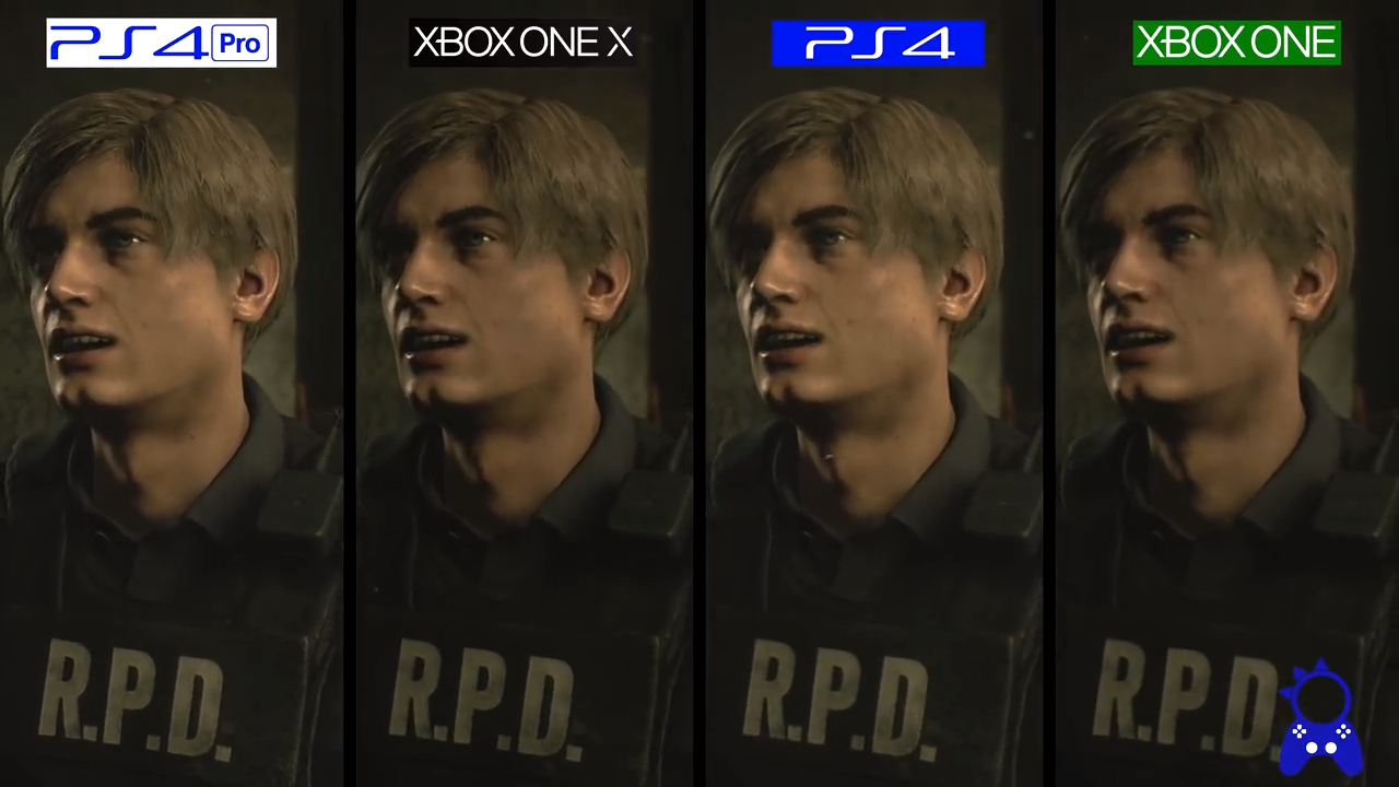 Este video compara los gráficos y fps de Resident Evil 2 Remake entre consolas