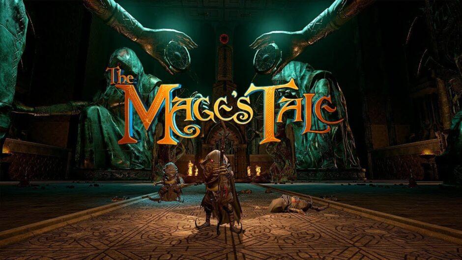 The Mage's Tale muestra su tráiler en PS VR