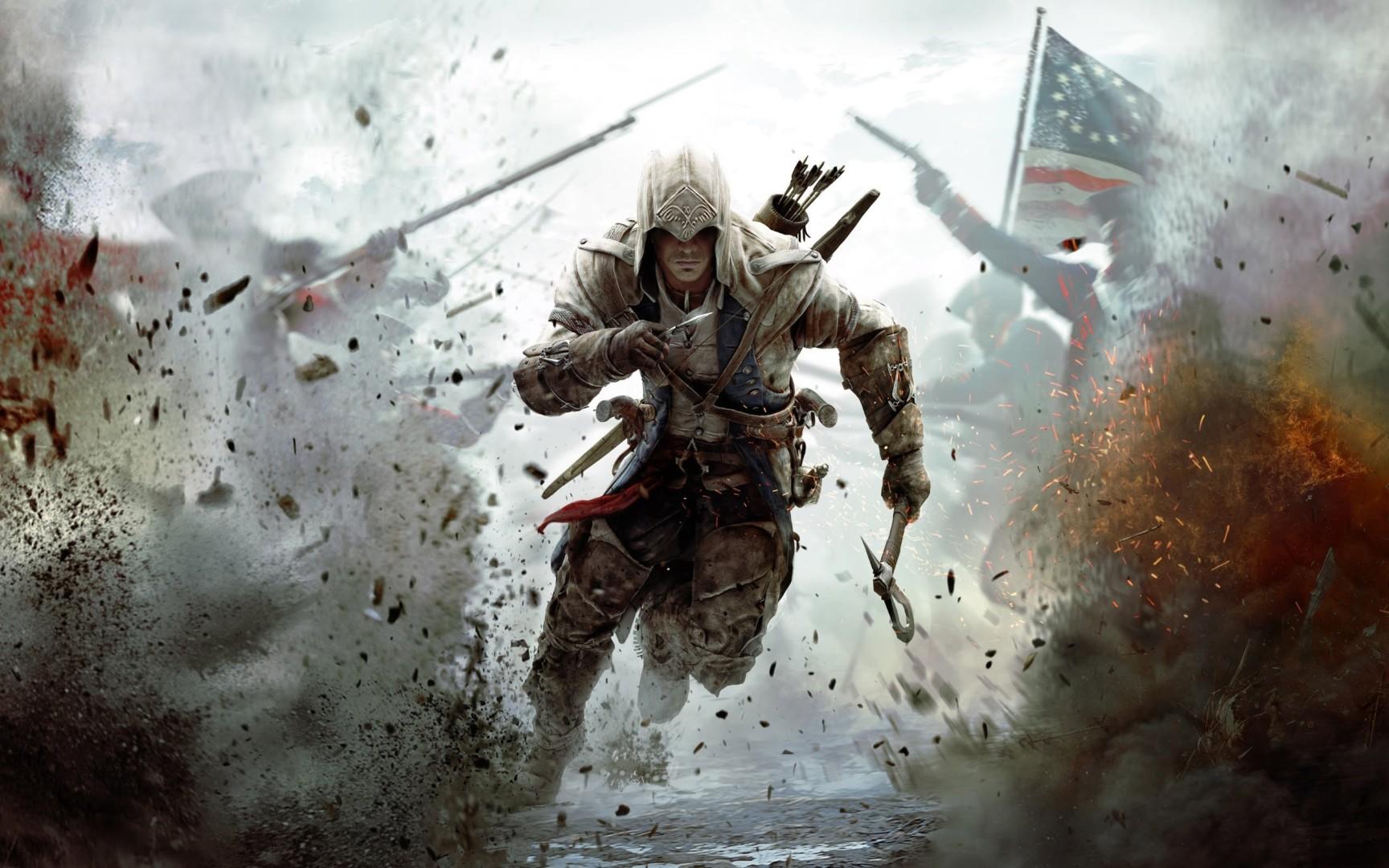 En su día de lanzamiento, Ubisoft demostró todas las mejoras del Assassin's Creed III Remastered