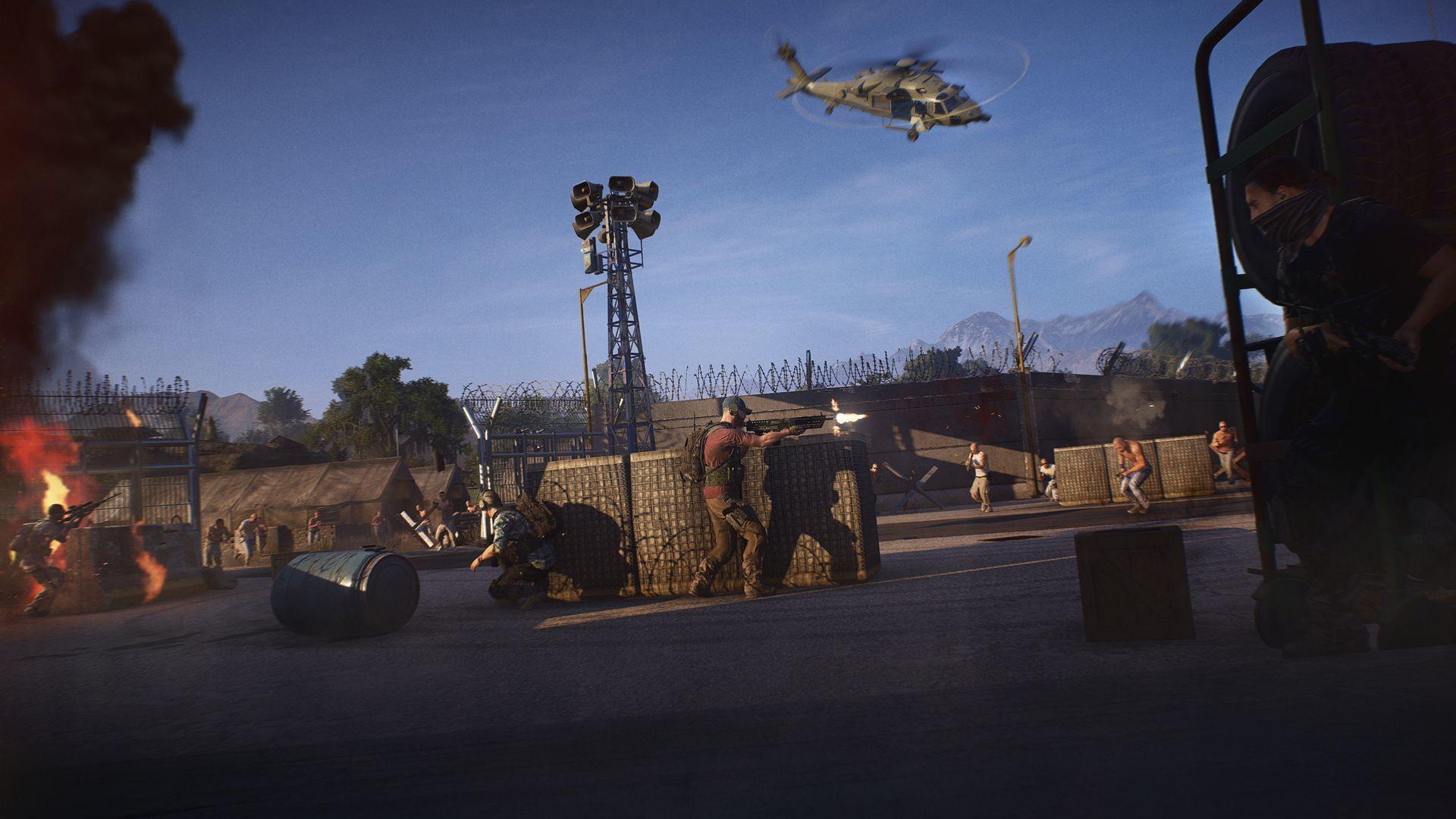 Ubisoft anuncia que Ghost Recon Wildlands se actualiza con 'Special Operation 4' este 27 de febrero