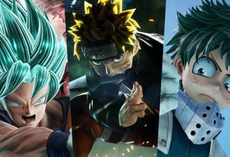 Jump Force presenta a todos sus personajes con un video espectacular