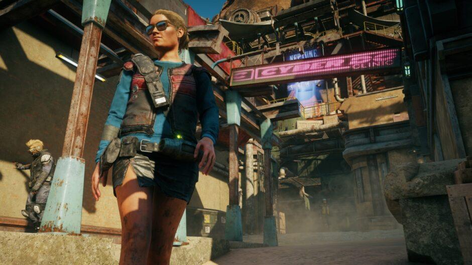 Espectacular tráiler gameplay de la pre-beta de RAGE 2